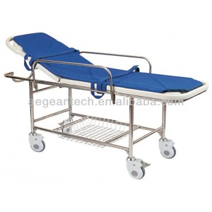 AG-HS013 Economic Manual Patient strapping device manual stretcher