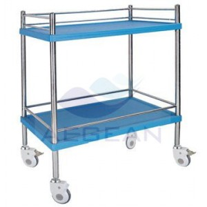 AG-SS053B colorful hospital treatment shopping carts
