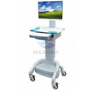 AG-WT002A ABS  Medical Workstation Trolley
