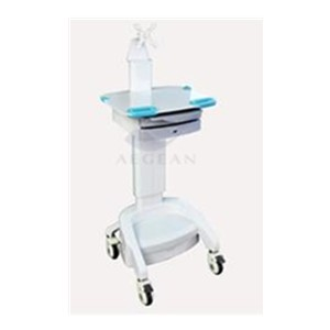 AG-WT002B CE ISO hospital nurse moving  workstation medical trolley
