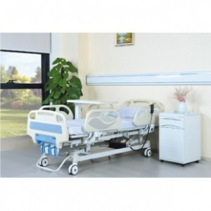 AG-BY104 Electric/Manual Five Functions Hospital Bed