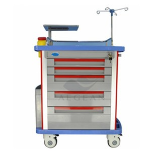AG-ET001A1  ABS Emergency Trolley