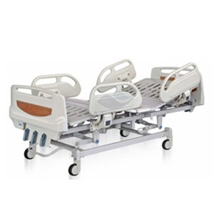 AG-BYS005 Top quality hospital metal frame durable transport bed