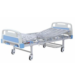 AG-BMS101A Platform manual adjust cheap adjustable hospital bed