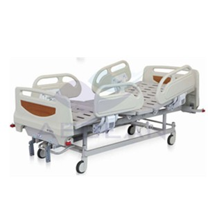 Ag Bys106 Two Function High Quality Manual Hospital Bed
