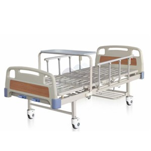AG-BYS107 Modern 2-crank manual adjust medical bed