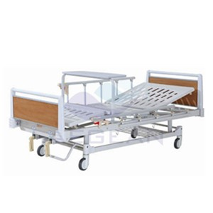 AG-BYS123 CE ISO manual adjust hospital patient room health bed