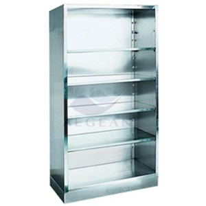 AG-SS087 Stainless Steel Medicine Cabinet without Door
