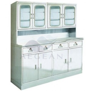 AG-SS091 Steel meterial treatment Cabinet