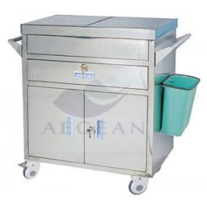 AG-ET022 high quality high strength Emergency Treatment Cart