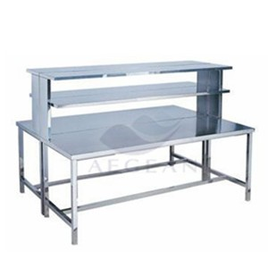 AG-MK005 CE ISO top quality stainless steel worktable