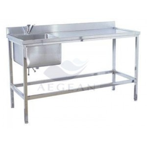 AG-WAS005 Top quality hospital washing hand washing sink