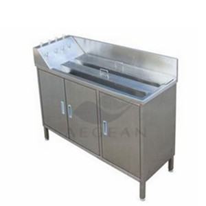AG-WAS006 CE ISO economic stainless steel kitchen trolleys