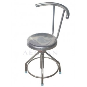 Stainless steel AG-NS005 with backrest price steel banquet chair