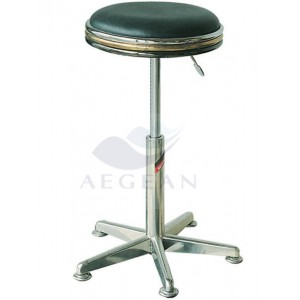 AG-NS007 CE&ISO Approved High Strength Stool With Backrest