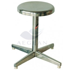 AG-NS009 High Strength Stainless Steel Simple Stool