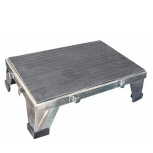 Good quality AG-FS001 Stainless steel foot step