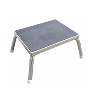 AG-FS003 CE ISO top quality Stainless steel foot step