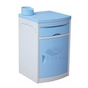 AG-BC005E CE ISO high-quality ABS material bed cabinet