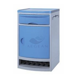 AG-BC006 Best selling with one drawer economic ABS bedside locker