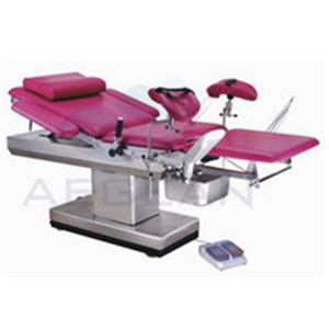 AG-C102B CE multifunctional obstetric delivery table
