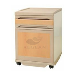 AG-BC008 Plastic Material With One Door Cheap Cute Nightstands