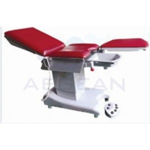 CE&ISO approved AG-C203B Electric patient examination table