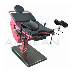 Gynecology CE&ISO approved AG-S205A bariatric exam tables