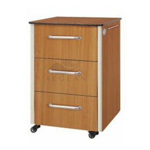 AG-BC016 With three drawers hospital patient room medicine cabinet