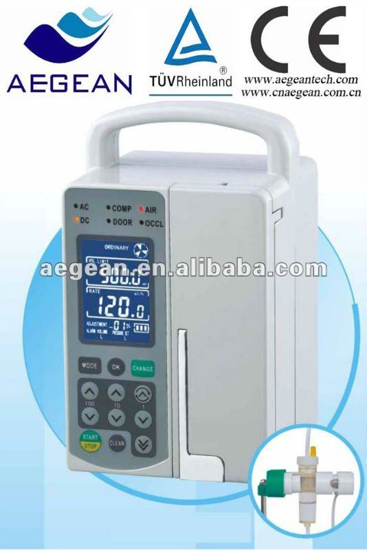 AG-XB-Y1200 With Double Channel Hospital disposable double channel infusion pump