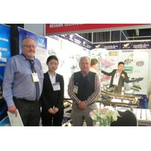 Aegean 2014 South Africa Medical exhibition a complete success!