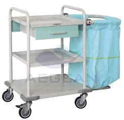 Ag Ss017 With One Dust Bag Hospital Metal Frame Nursing